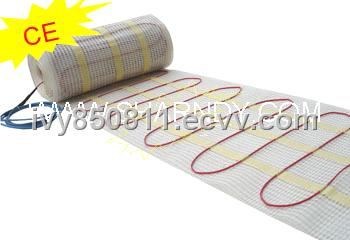 SHARNDY underfloor heating mat with CE approval