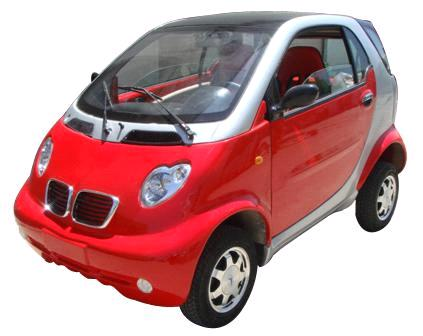 Electric Car XFD6000ZK With 2 Seat