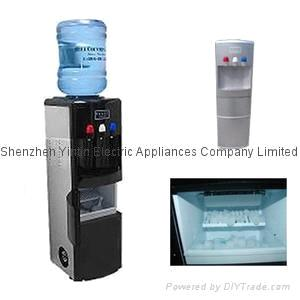 water dispenser with ice maker 2 in 1ice maker purchasing