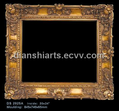 Wholesale Original China Home Wooden Framepicture Frame Mirror