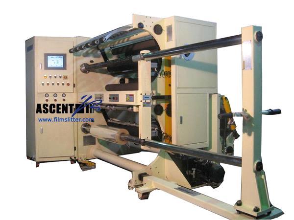 AF Series Slitting Machine,TTR slitter rewinder,film rewinding machine