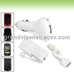 Car Charger for iPhone 3G (GVCH-006)