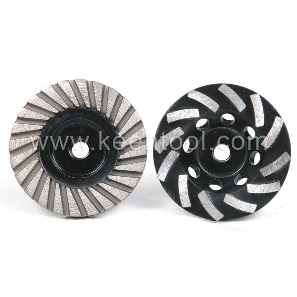 Diamond Cup Wheel (DCW)