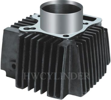 Motorcycle Cylinder Block (C100)