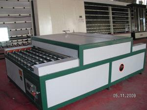 Heated Roller Press Machine for Insulating Glass