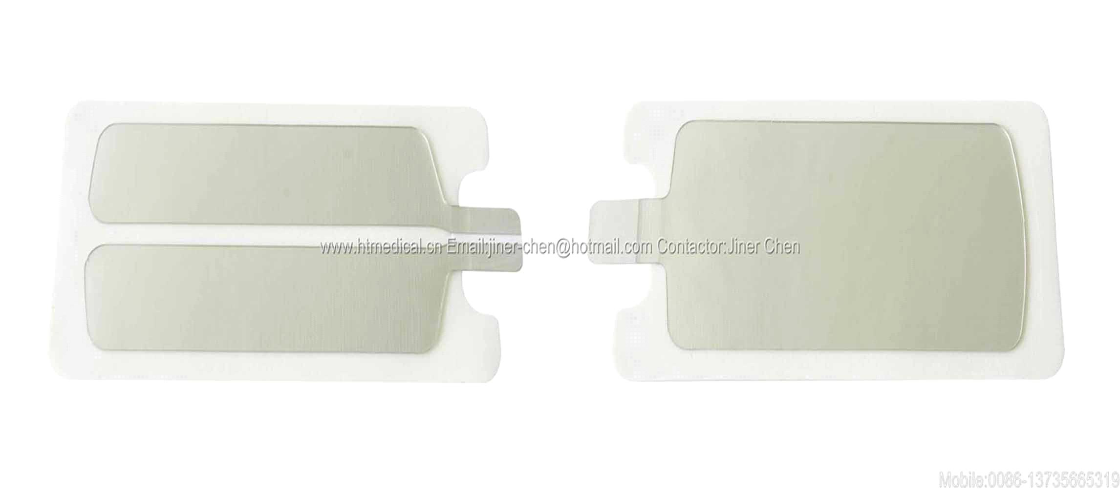 Disposable Electrosurgical Plate