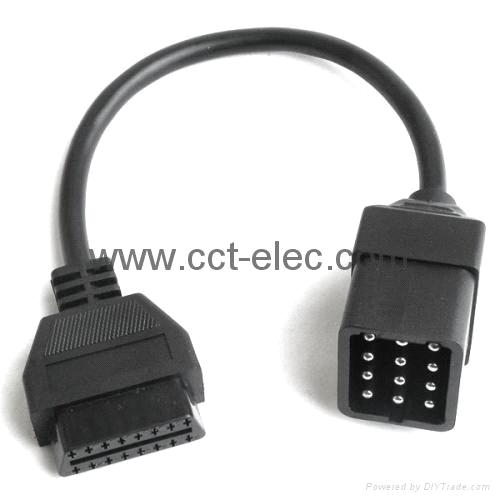 OBDIIF to Renault 12 pin CABLE