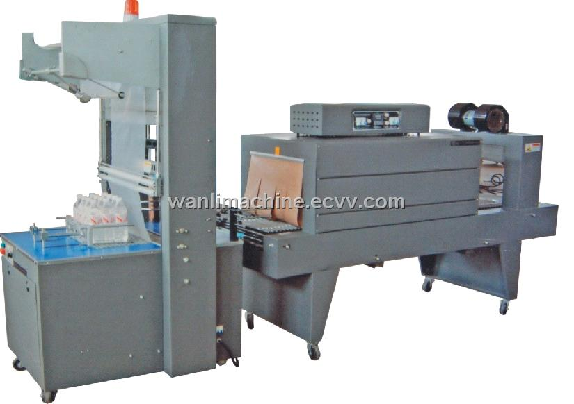 PE Film Automatic Heat Shrink Package Machine