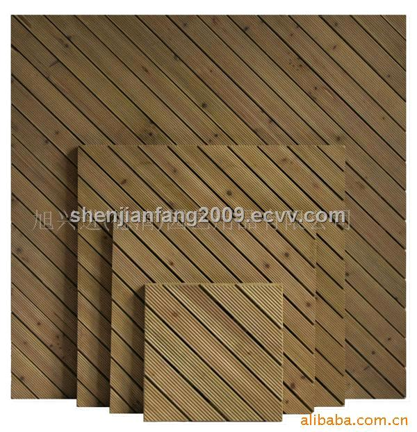 Anti-Corrosion Wood Floor