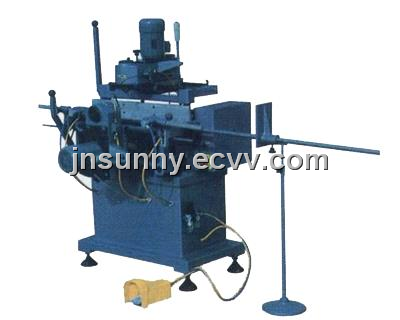 Double Axis Routing Machine for Aluminum and PVC Profile