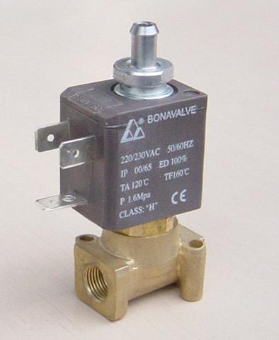 3 way solenoid valve for coffee machine