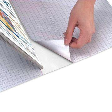 Pvc Sheet Adhesive Book Cover From China Manufacturer