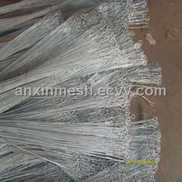 Single Loop Bale Tie  Wire