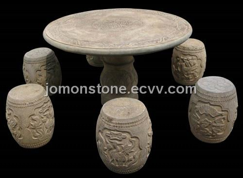 Bon Stone Garden Furniture (XMJ TC12)
