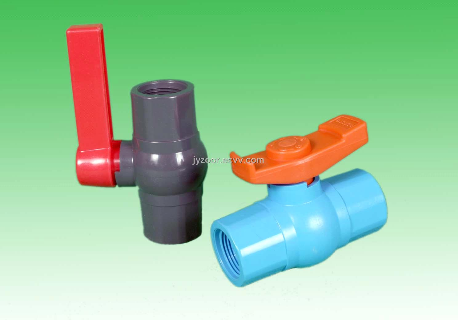 Plastic Water Valve From China Manufacturer, Manufactory
