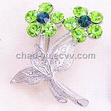 Imitation Jewelry Pin Metal Brooches