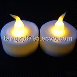 Flameless Flickering Electronics candle light