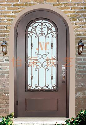Iron Door (NC-nd03)