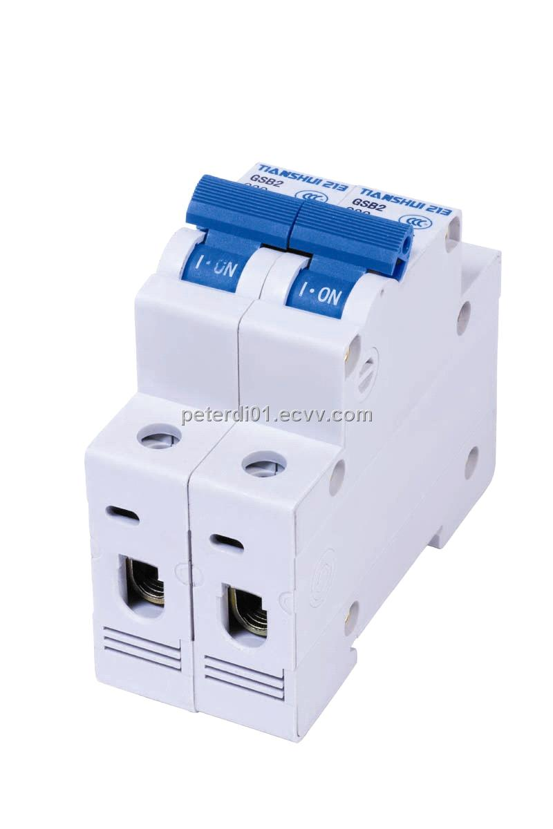 Mcb Gsb2 Purchasing Souring Agent Service House Circuit Breaker China High Quality