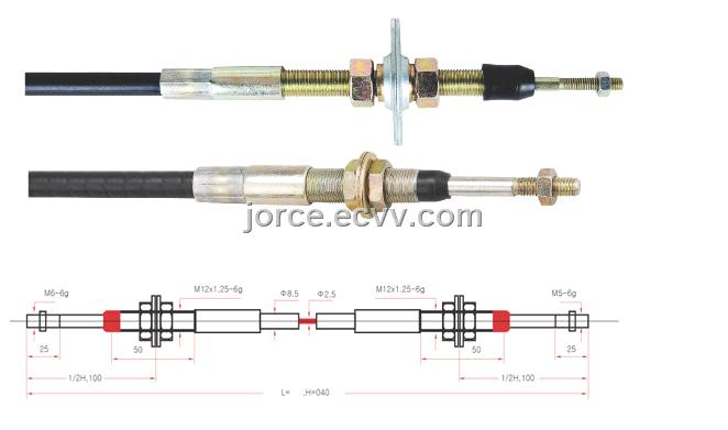 Heavy Truck Control Cable