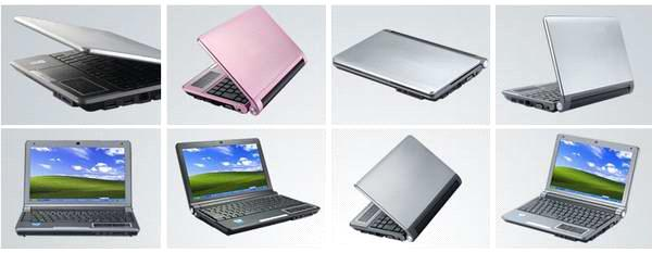 Mini Laptop (BN-EPC100A)