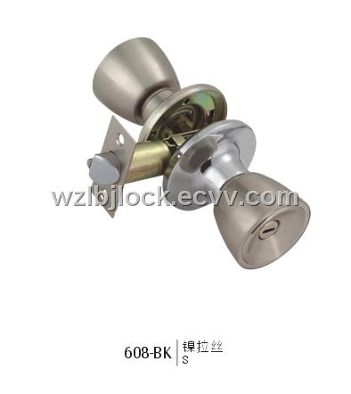 Door Handle 608 Bk