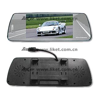 6-inch Car Rearview LCD Monitor