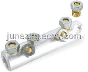 Bolted Aluminium Connector