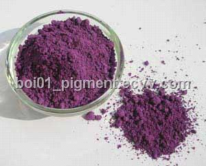 Ceramic Pigment Purple