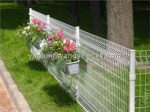 Garden fence purchasing souring agent ecvv