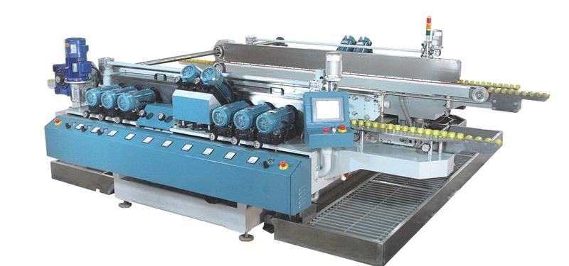 Glass Straight Double Edging Machine (BSS4022)