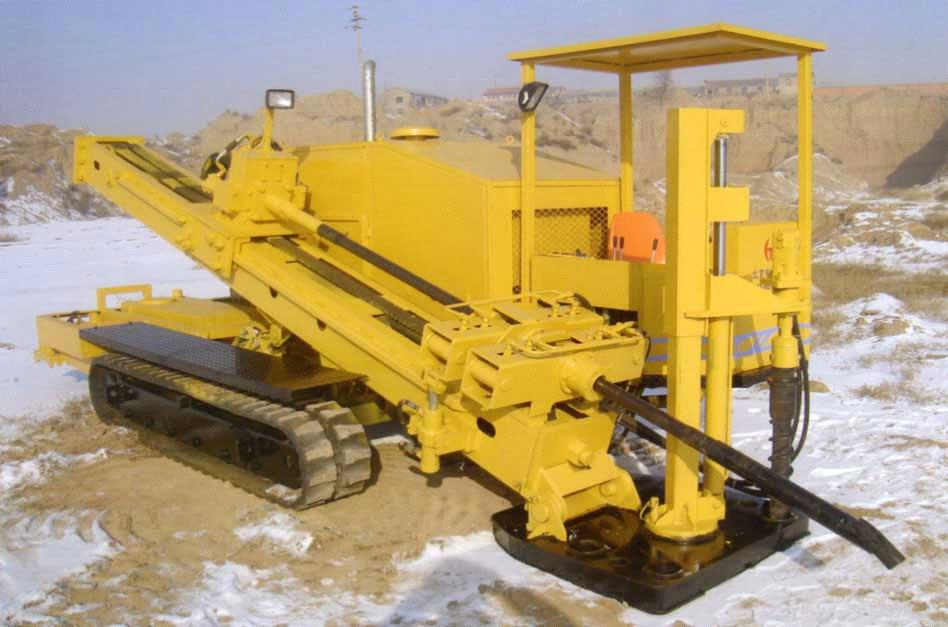 Horizontal Directional Drilling Machine from China Manufacturer