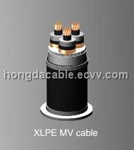 PVC Insulated Coal Mine Cable