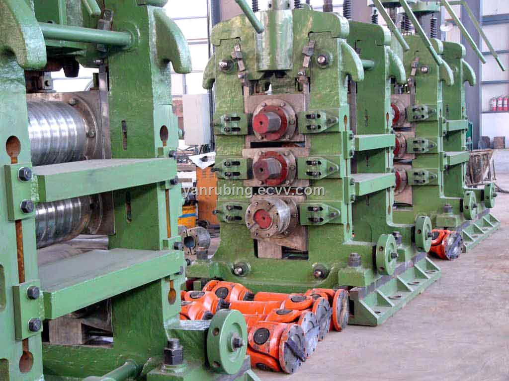 rolling mill American steel explains the differences between a four-high rolling mill, cluster rolling mill, continuous mill and a planetary rolling mill.