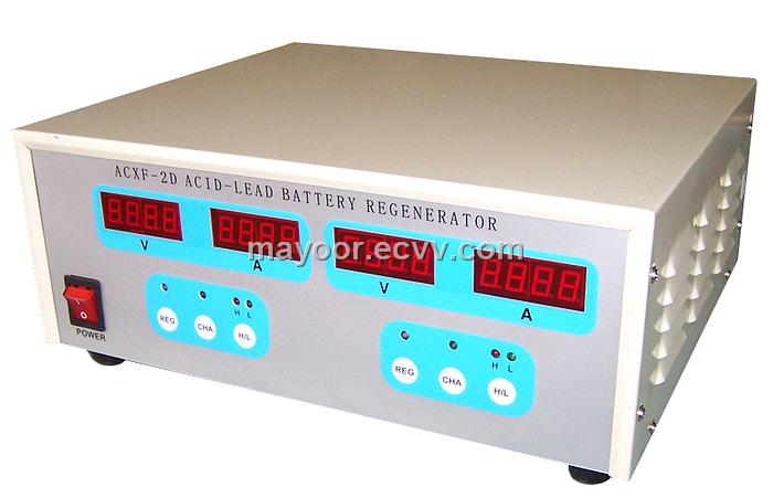 Super Lead-Acid Battery Regenerator (ACXF-2D)