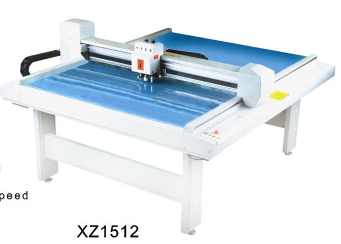 Costume paper pattern maker design plotter Cutter flatbed cutting machine (XZ1512)