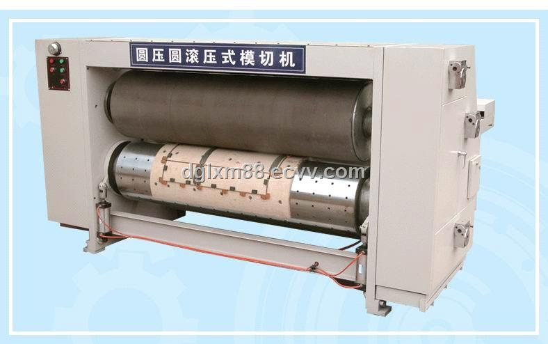 YMJ-1350 Style Roundingsoft Roller Grinding-Cutting Machine