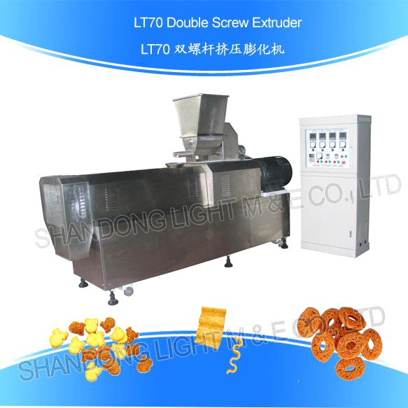 LT 70 Double-Screw Extruder