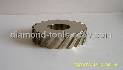 Interval Grinding Wheel