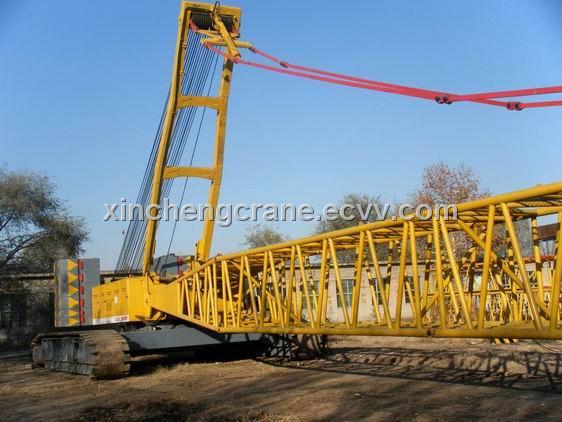 Liebherr Crawler Crane - 280ton from China Manufacturer