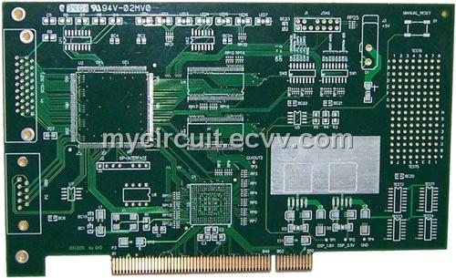 Multilayer PCB (OLDQ-14)