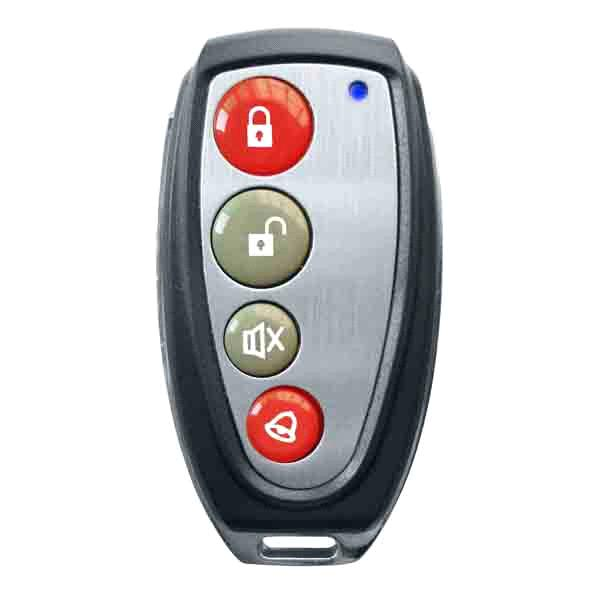 Remote Controllers for Motorcycle Alarm Systems