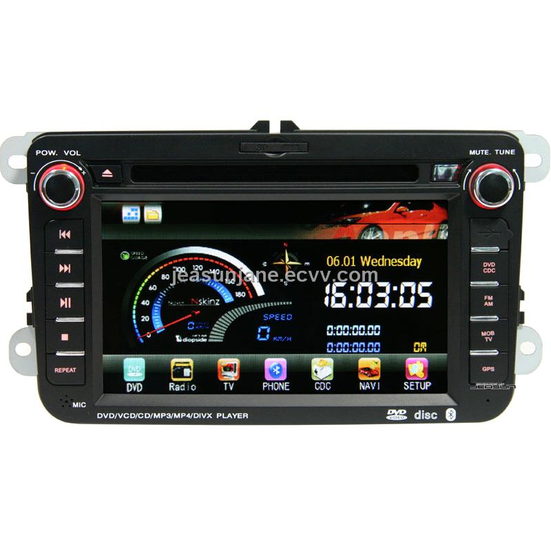 Car DVD Player (JE-CE702G)