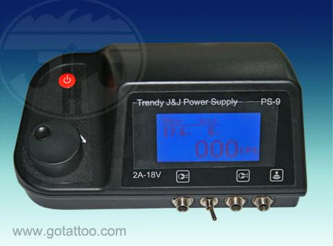 J&J Power Supply 2A