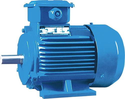 High efficiency ac induction motors