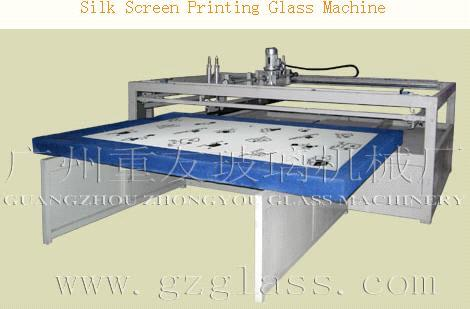acid deep etched pattern glass machine