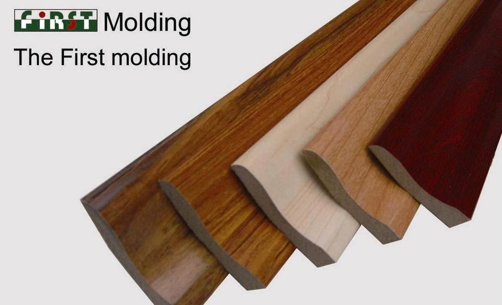 mdf skirting board(our patent product)