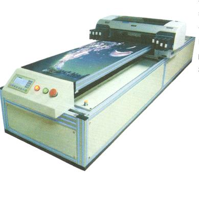 large format flatbed printing machine