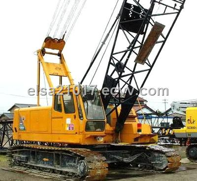 Used Liebherr Crawler Cranes from China Manufacturer