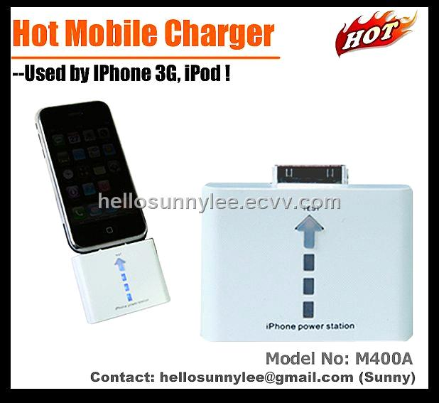 3G iPhone & iPod Power Pack